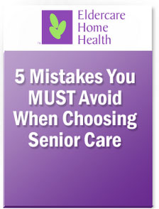 5 Mistakes you MUST Avoid When Choosing Senior Care