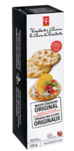 PC Water Crackers Original