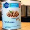 PC Blue Menu no salt added chickpeas