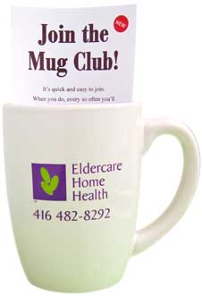Eldercare Home Health Mug Club