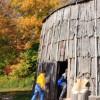 Crawford Lake longhouse