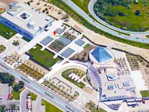Get discount tickets to the Aga Khan museum in Toronto. Image courtesy Google maps