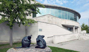 The Robert Mclaughlin Gallery Oshawa