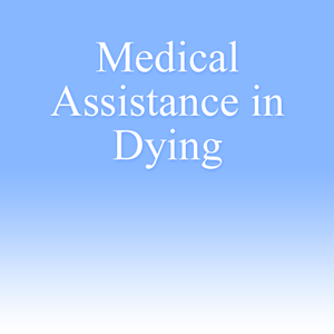 Medical Assistance in Dying graphic