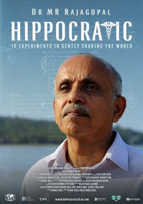 Poster for Hippocratic: Global Insights into Palliative Care