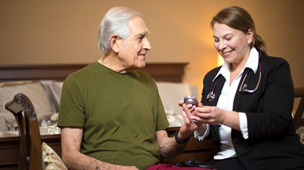 complex care including diabetic care