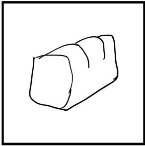 seniors memory drawing bread