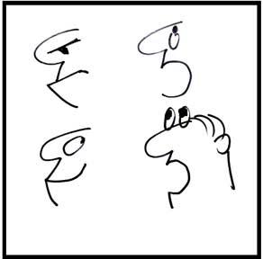 seniors memory drawing expressions