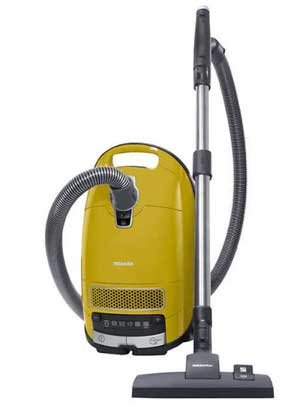 Vacuum cleaners for seniors canister