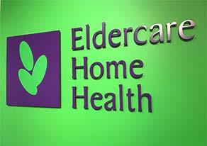 Eldercare Home Health private care logo