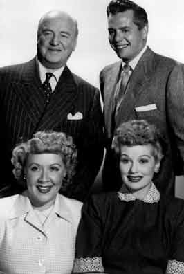 I Love Lucy - classic tv show for seniors